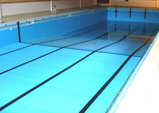 Large Commercial Swimming Pool