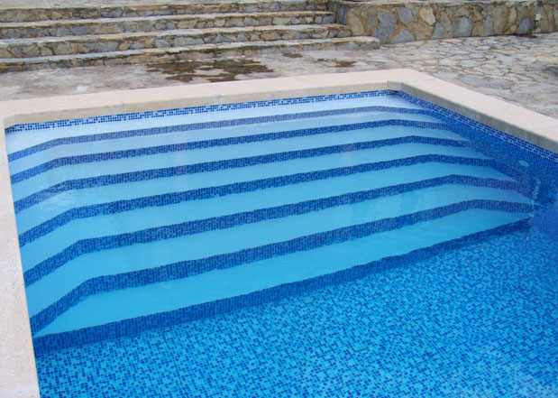 Small Domestic Swimming Pool