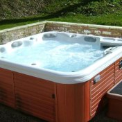 Solent Pools Hot Tub